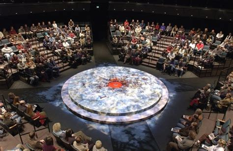 circle platform inspiration set design theatre theatre