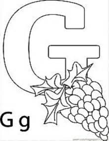 Letter g activities art activities letter g as a
