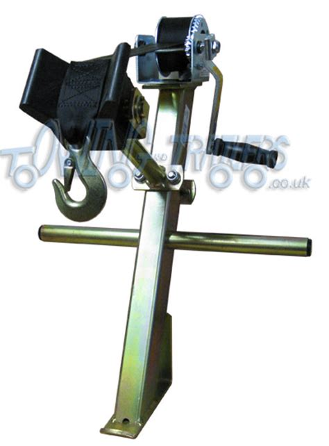 boat trailer winch post assembly winch post assembly 500 kg