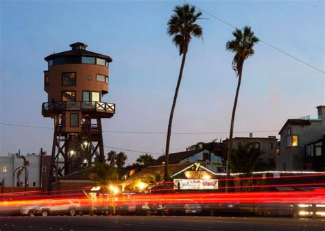 peek inside the landmark pch water tower house orange county register - Pch Water Tower House