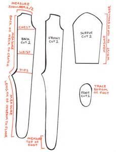 pajama template onesie pajamas pinteres