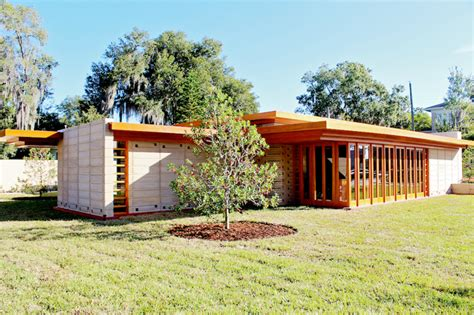 frank lloyd wright s 74 year usonian house finally
