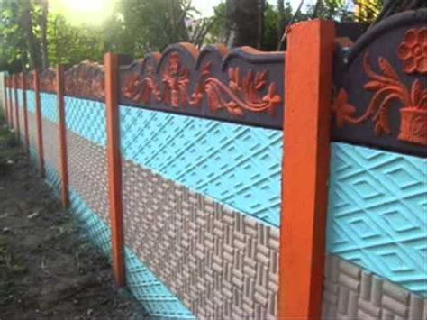 rcc compound wall  rs  youtube