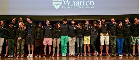 Wharton Mba Leadership Ventures by Roles And Responsibilities Mcnulty Leadership Program