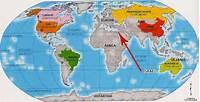 Fotos  Mapa Do Mundo Mundi Roteiros De Viagem