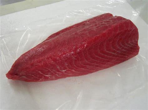 Fish Tuna Loin sealand