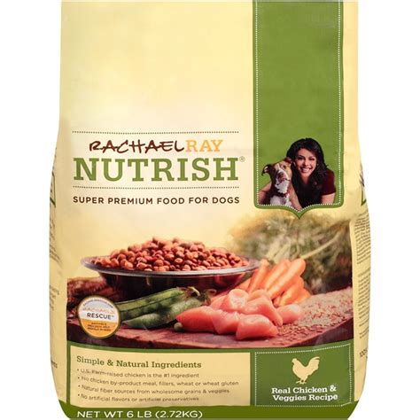 nutrish food nutrish real chicken veggies recipe food 6 lb from food instacart