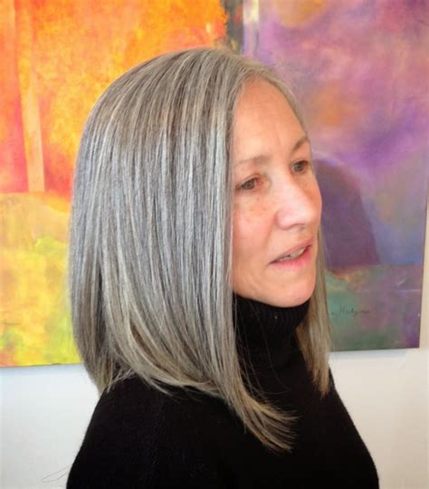 pictures of gray hair with lowlights awakening choice march 2015