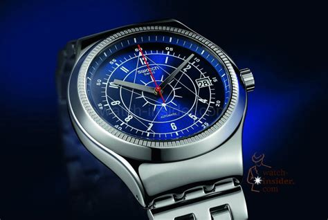 Swatch System 51 Automatic swatch sistem51 irony sistem51 goes metal discover the new swatch sistem51 irony collection