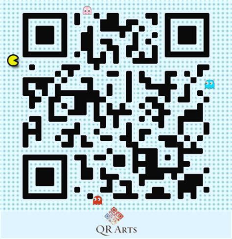 pacman code qr code insolite les 90 qr codes les plus cr 233 atifs qr