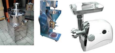 Alat Pembuat Bakso Bantu Cetak Bakso peralatan mesin bakso penting untuk bisnis bakso ramai