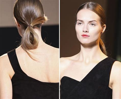 Whats In For Spring And Summer 2015 Hairstyles | spring summer 2015 trendy ponytail hairstyles fashionisers