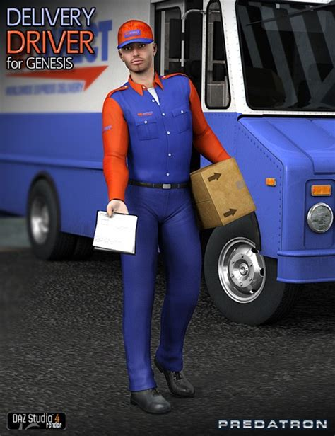 Delivery Driver by Delivery Driver Bundle