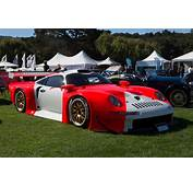 1996 Porsche 911 GT1  Images Specifications And Information