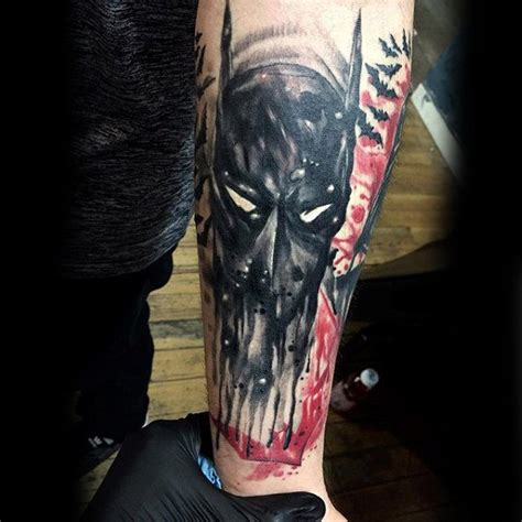 cool batman tattoos 100 batman tattoos for ink designs
