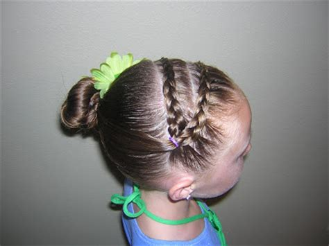 hairstyles for school tomorrow hairstyle for school a cute bun hairstyles for girls