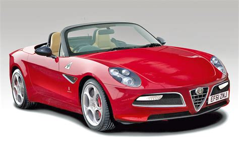 New Alfa Romeo Spider by New Alfa Romeo Spider Exclusive Images News Auto Express