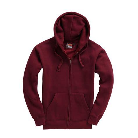 Varian Zipper Hoodie Maroon Black cottonridge premium zip hoodie