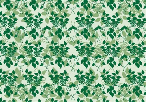 nature pattern free free vector nature doodle background download free