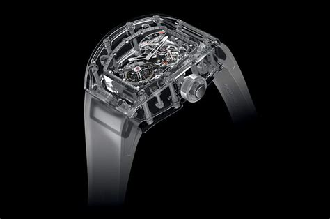 Jam Tangan Richard Mille Rm 56 10 most expensive watches that money can buy