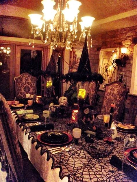 home interior decorating parties best 25 indoor halloween decorations ideas on pinterest