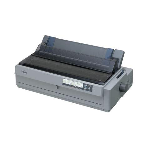 Printer Epson Lq 2190 Surabaya Jual Epson Lq 2190