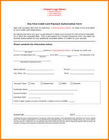 credit card authorization form template 11 payment authorization form card authorization 2017