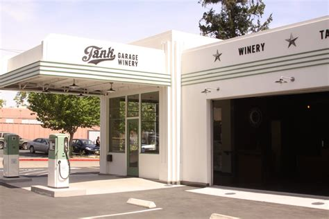 tank garage winery the napa wine project