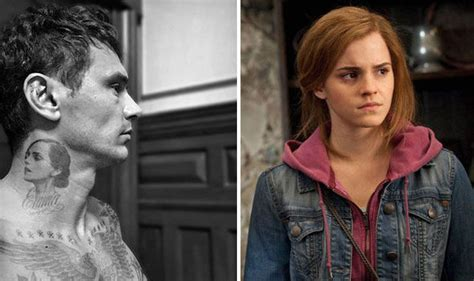 emma watson james franco james franco reveals love for hermione granger with emma