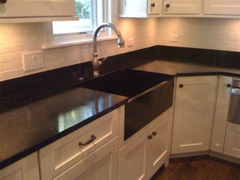soapstone kitchen counter and sink our new home