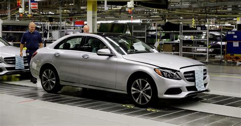 Mercedes In Alabama by Mercedes To Boost Annual Alabama Output To 300 000