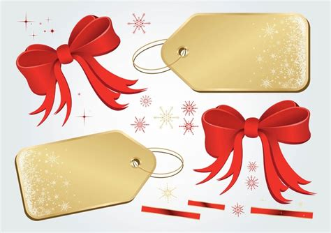Free Christmas Gift Cards - christmas gift card pack present vectors vector free download