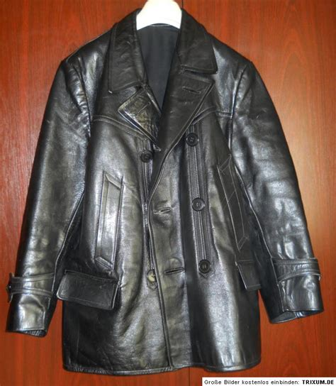 german u boat leather jacket ww2 original german kriegsmarine u boat leather jacket ebay