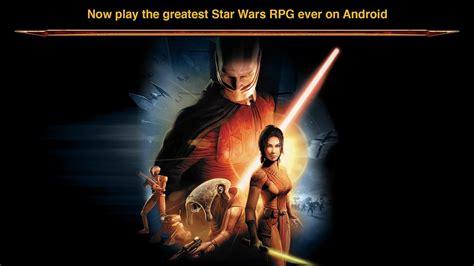 kotor android kotor android version erschienen 50 rabatt news gamersglobal de