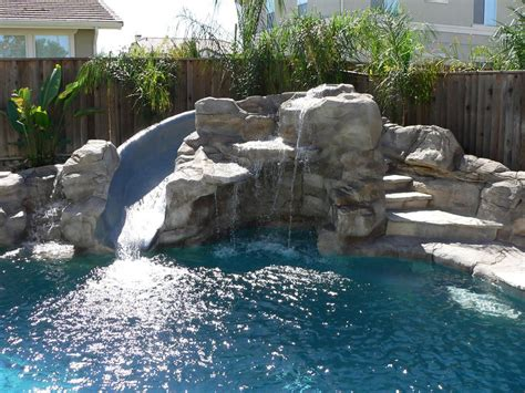 pool slide craftyc0rn3r plumbing and pool equipment