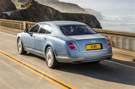 Bentley Mba Total Cost by Bentley Mulsanne Review 2017 Autocar