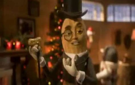 Planters Peanut Commercial Nutcracker by Peanut Ads New Mr Peanut
