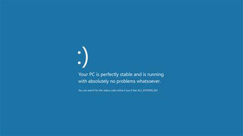 1920x1080 hd motivational wallpaper blue screen of death microsoft windows motivational