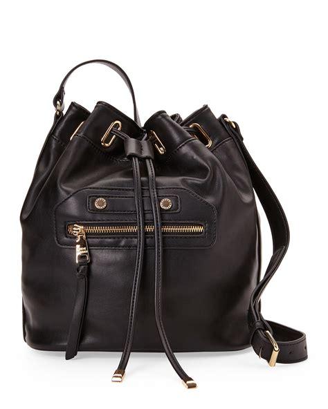 steve madden black bzandra bag in black lyst