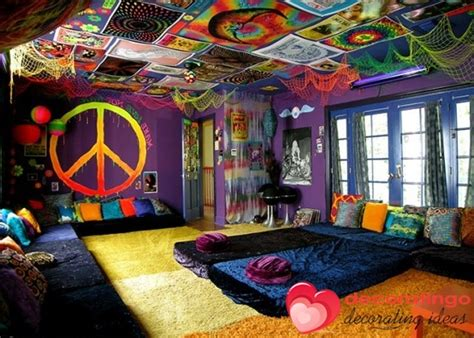 trippy bedrooms psychedelic bedroom gallery for hippie room hippie room