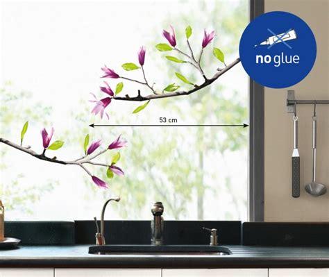 deco perete by arbex art decor picturi picturi celebre pictura sticker de geam quot ramurele de magnolie quot