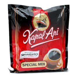 Kapal Api White Coffee Bag kapalapi coffee special mix free shipping 25 munchpak