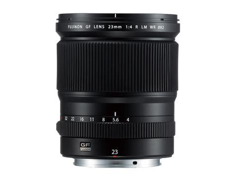 Lensa Fujifilm Gf 23mm F4 R Lm Wr Fujinon Lens Gf 23mm F 4 R Lm Wr fujifilm fujinon gf 110 mm f 2 r lm wr i gf 23 mm f 4 r lm wr optyczne pl