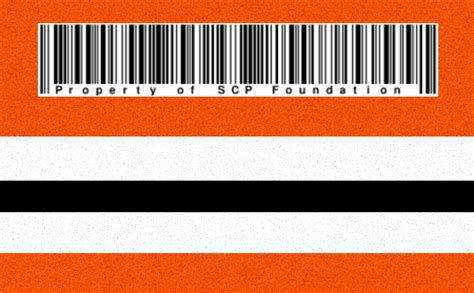 scp foundation key cards scp