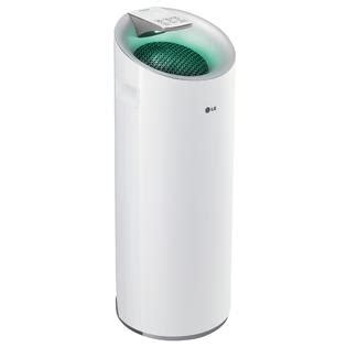 Air Purifier Merk Lg lg as401wwa1 puricare air purifier tower white energy
