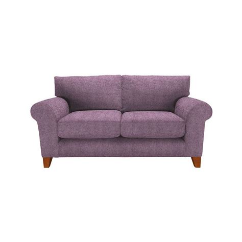 Whittlebury Regular Sofa Eccleston Plum Light Feet