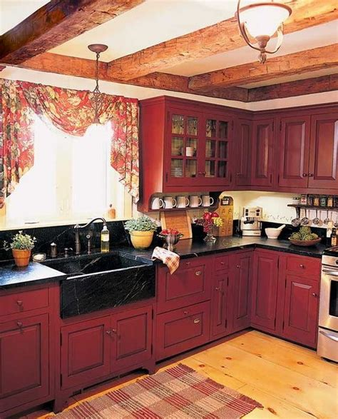 country kitchen cabinet colors 80 cool kitchen cabinet paint color ideas noted list