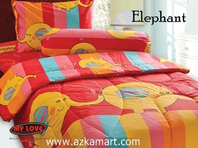 Sprei My Hasna bed covers my bangdodo