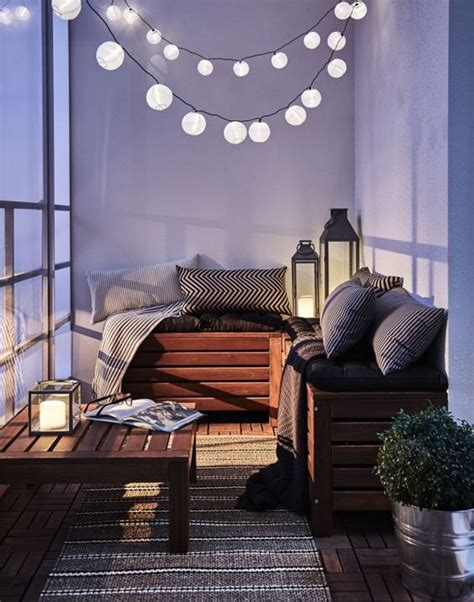 25 best ideas about apartment string lights on pinterest 15 budget friendly lights ideas for balconies shelterness
