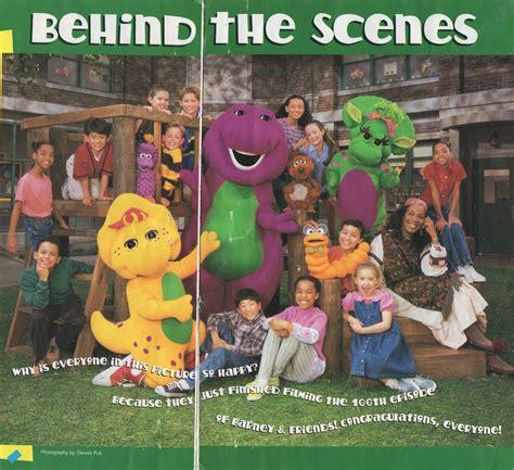 Barney And The Backyard Cast Where Are They Now by Image Season5photoshoot Jpeg Barney Wiki Fandom